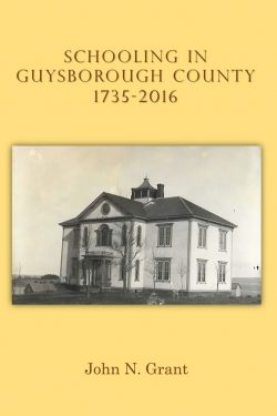 cover image of Guysborough Academy 1895