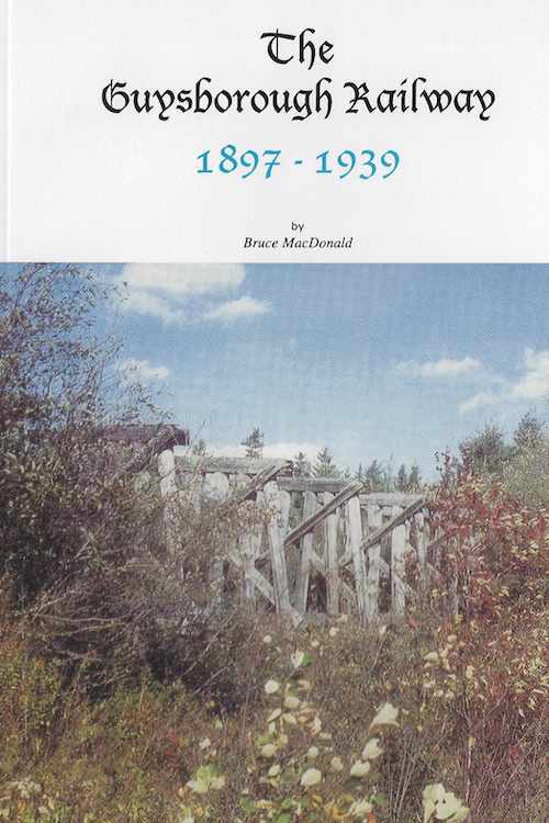 title and picture of abandoned railway trestle